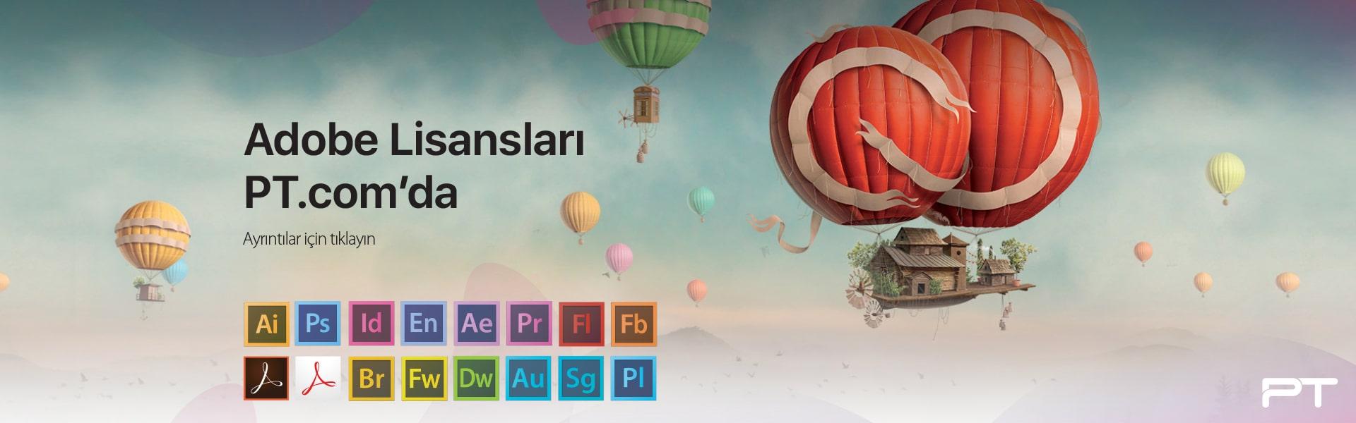 Adobe lisansları