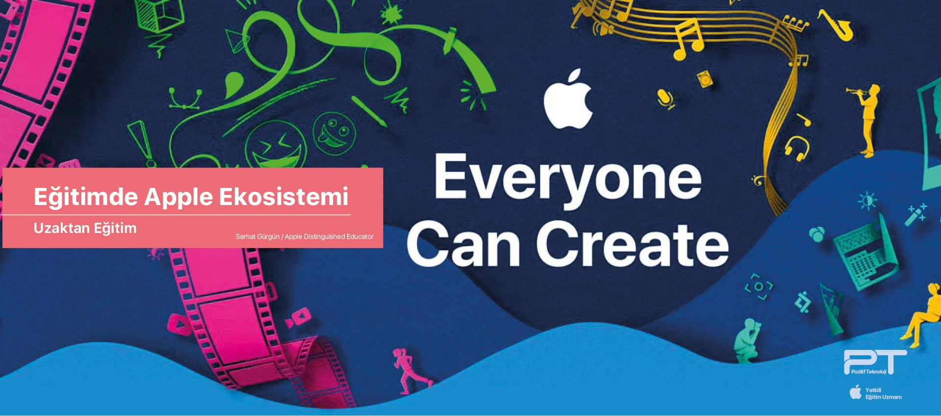 PT Apple Everyone can create