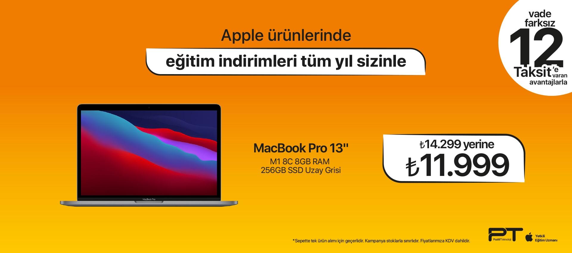 mac pro 12 taksit