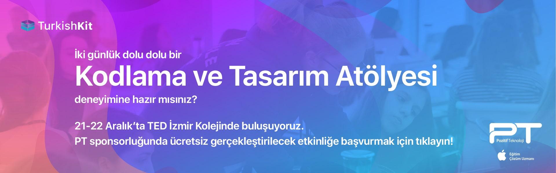 Turkish Kits Etkinliği