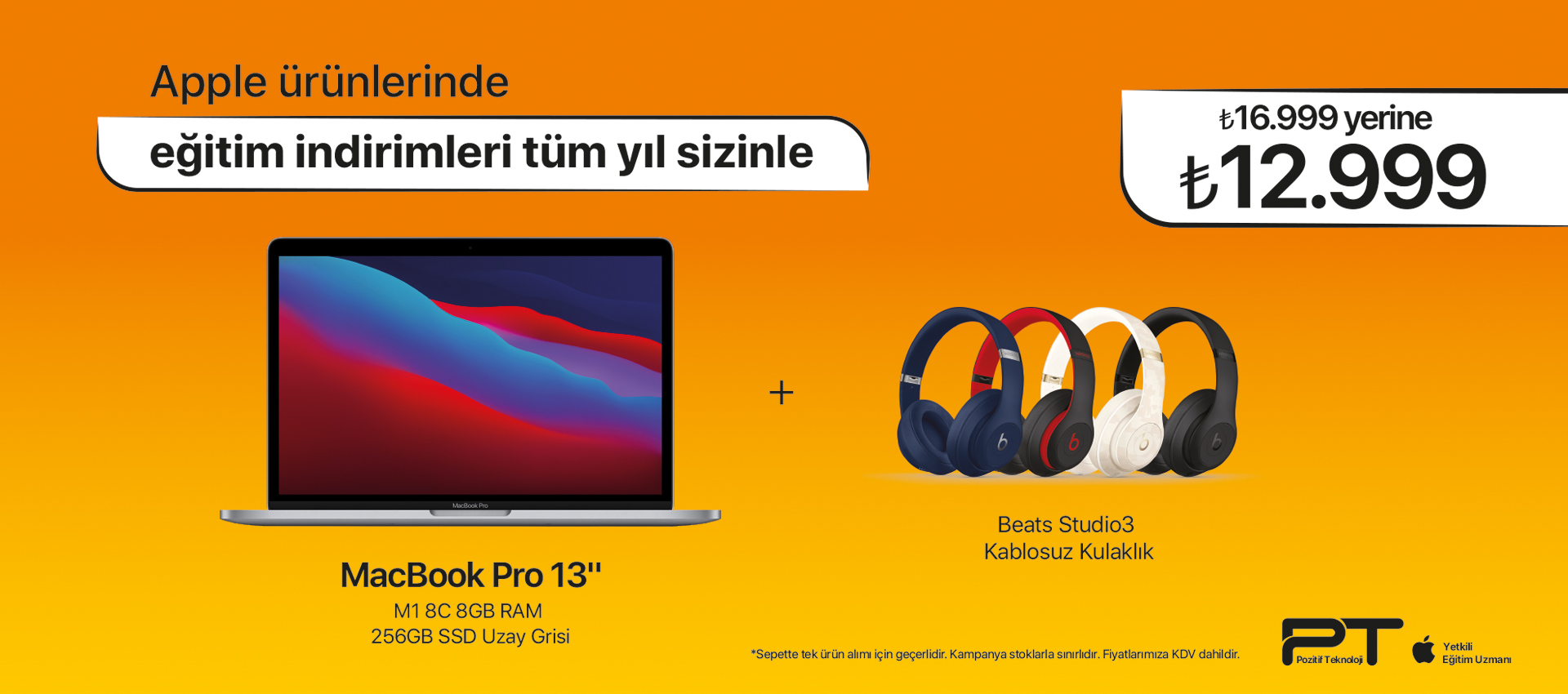 macbook pro M1-BEATS STUDİO