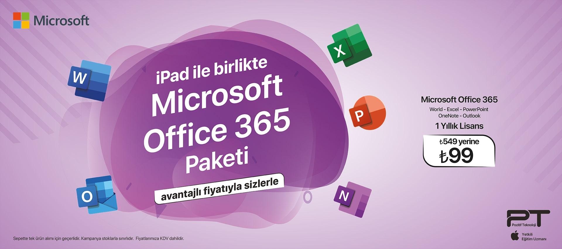 Microsoft iPAD