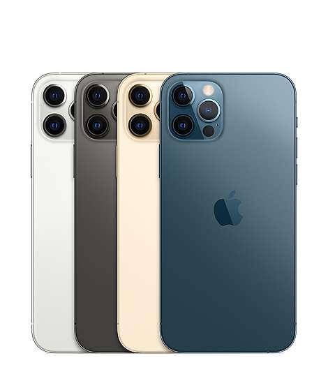 iPhone 12 Pro 512GB Pasifik Mavisi MGMX3TU/A