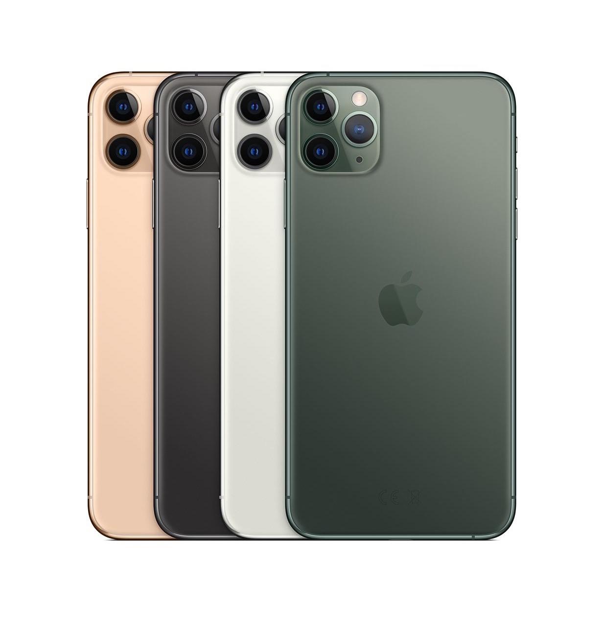 iPhone 11 Pro Max 512GB Gece Yeşili