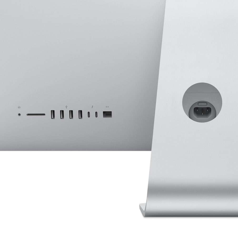iMac 27 inç 5K 3.6Ghz 10C i9 8GB RAM 512 GB SSD 8GB Radeon Pro 5500XT Z0ZX001GB