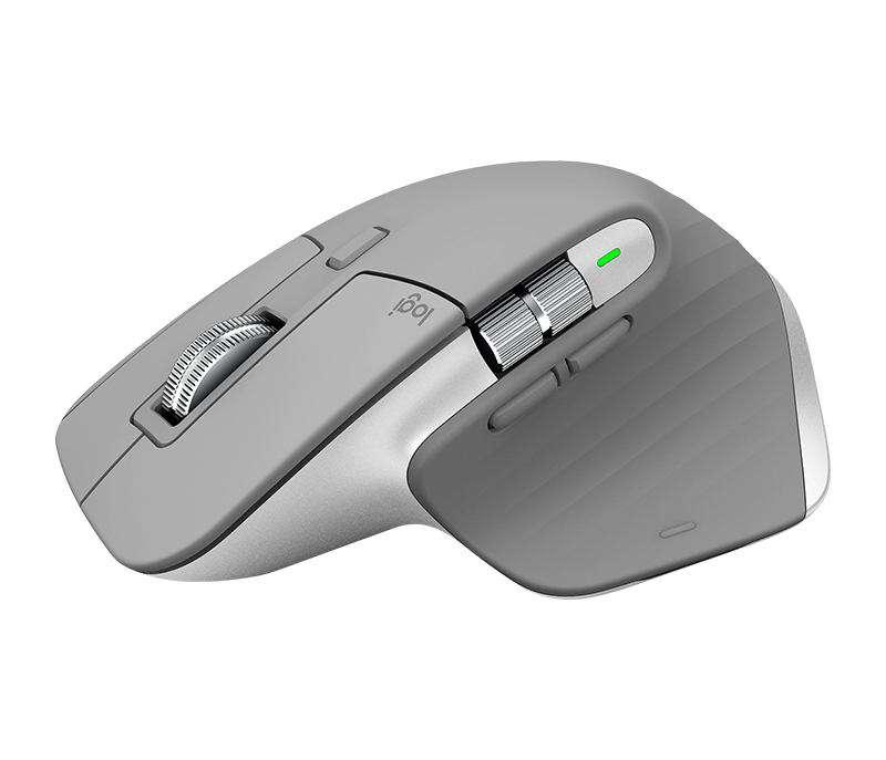 Logitech MX Master 3 Kablosuz Mouse Gri 910-005695