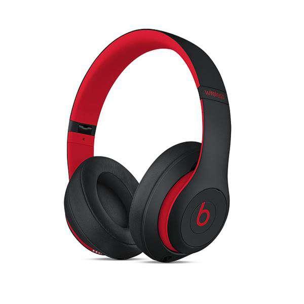 Beats Studio3 Kablosuz Kulaklık - Decade Kırmızı - Siyah