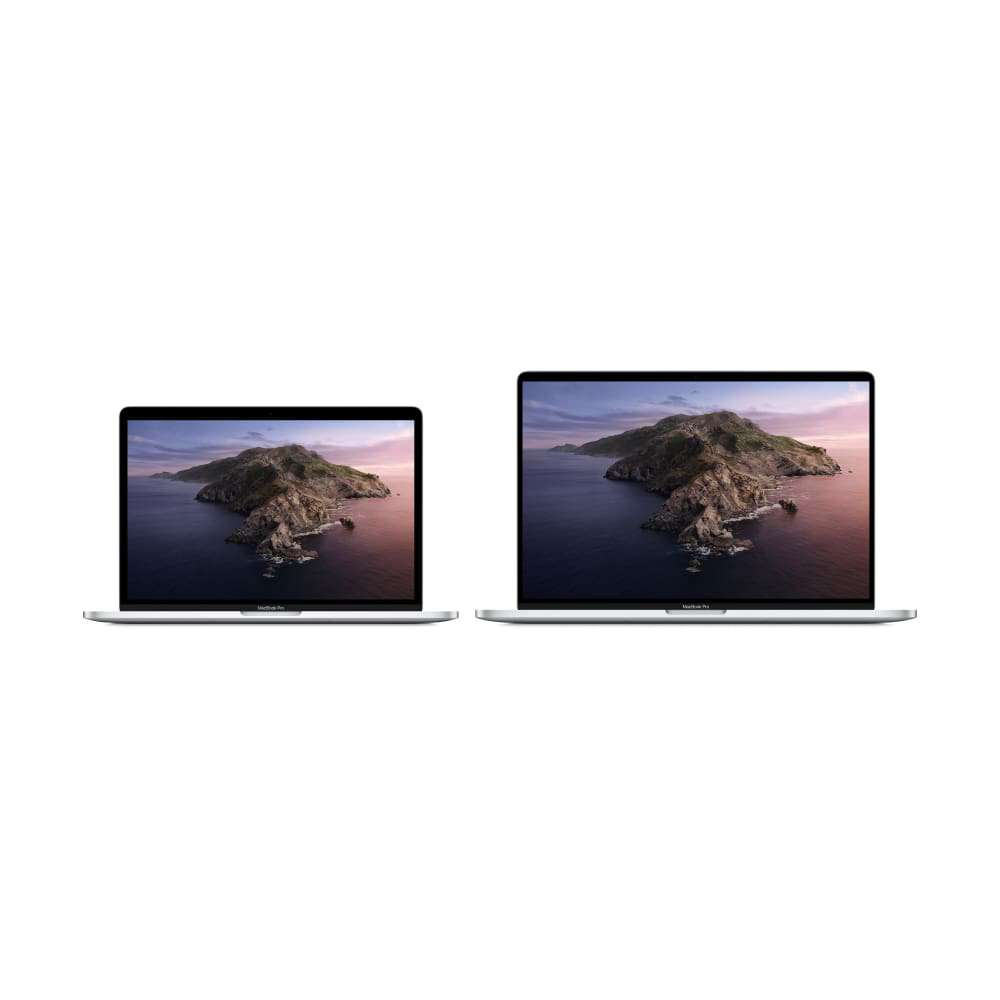 MacBook Pro 16 inç Touch Bar 2.3GHz 8C i9 16GB RAM 1TB SSD Gümüş MVVM2TU/A