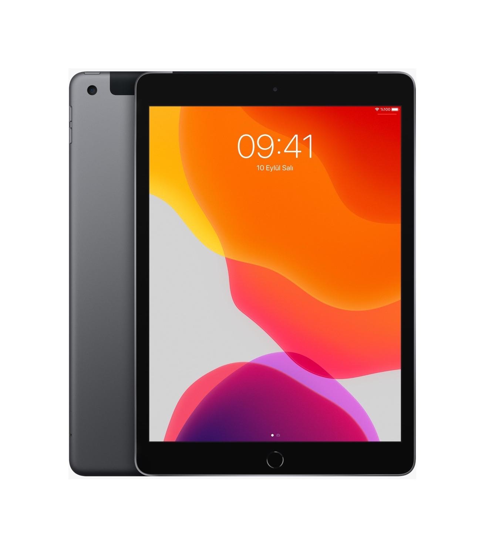 iPad Wi- Fi Uzay Grisi MW772TU/A 128 GB 10.2