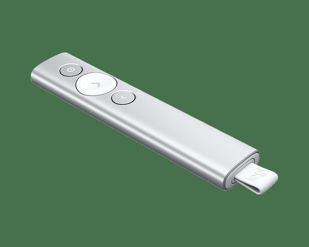 Logitech Spotlight(TM) Sunum Kumandası Gümüş 910-004861