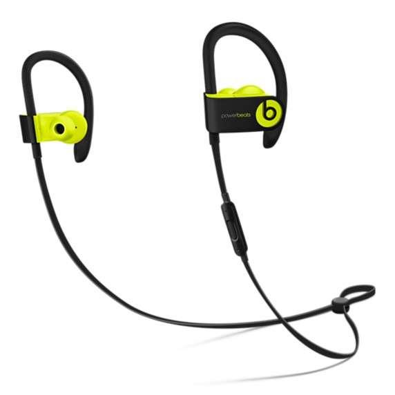 Powerbeats3 Kablosuz Kulaklık - Shock Yellow