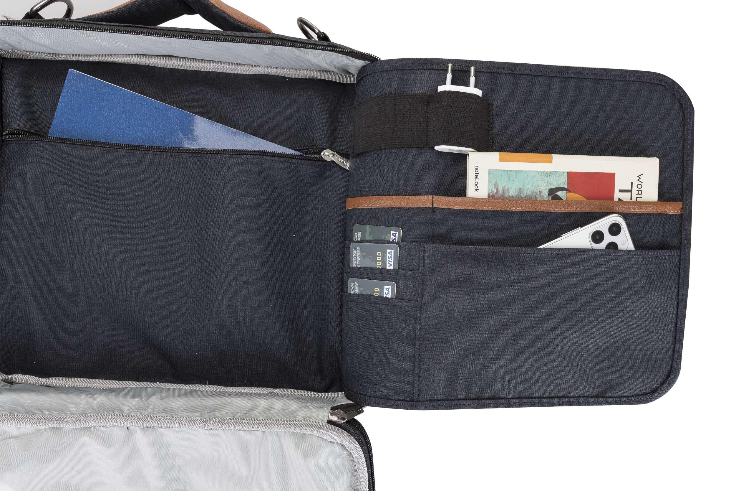 PT 13 inç SmartPack Notebook Çantası Siyah