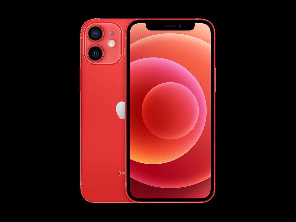 iPhone 12 mini 64GB (PRODUCT) RED MGE03TU/A