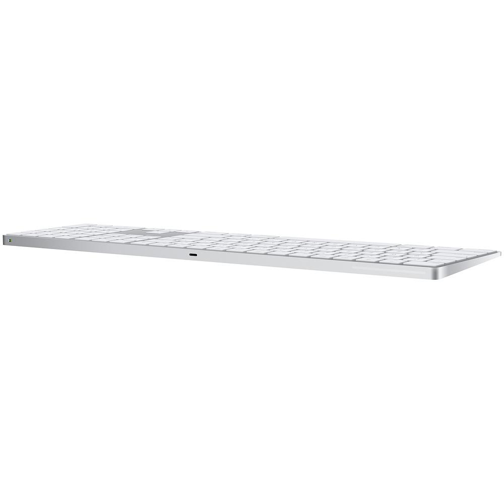 Magic Keyboard Numerik Alanlı Türkçe Q Klavye Gümüş MQ052TQ/A