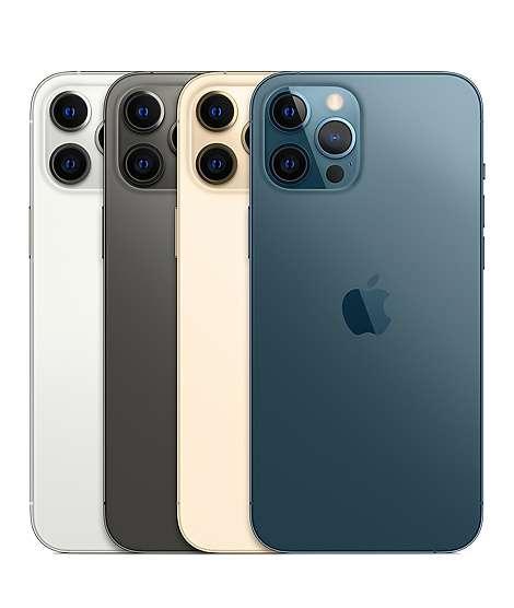 iPhone 12 Pro Max 256GB Gümüş MGDD3TU/A
