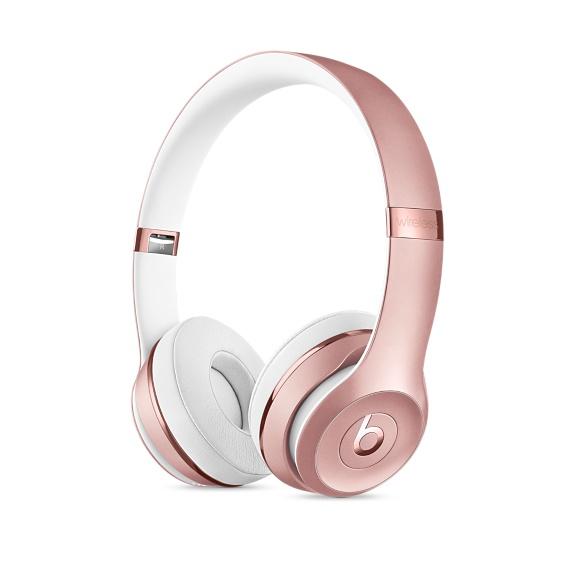 Beats Solo3 Kablosuz Kulaklık - Rose Gold