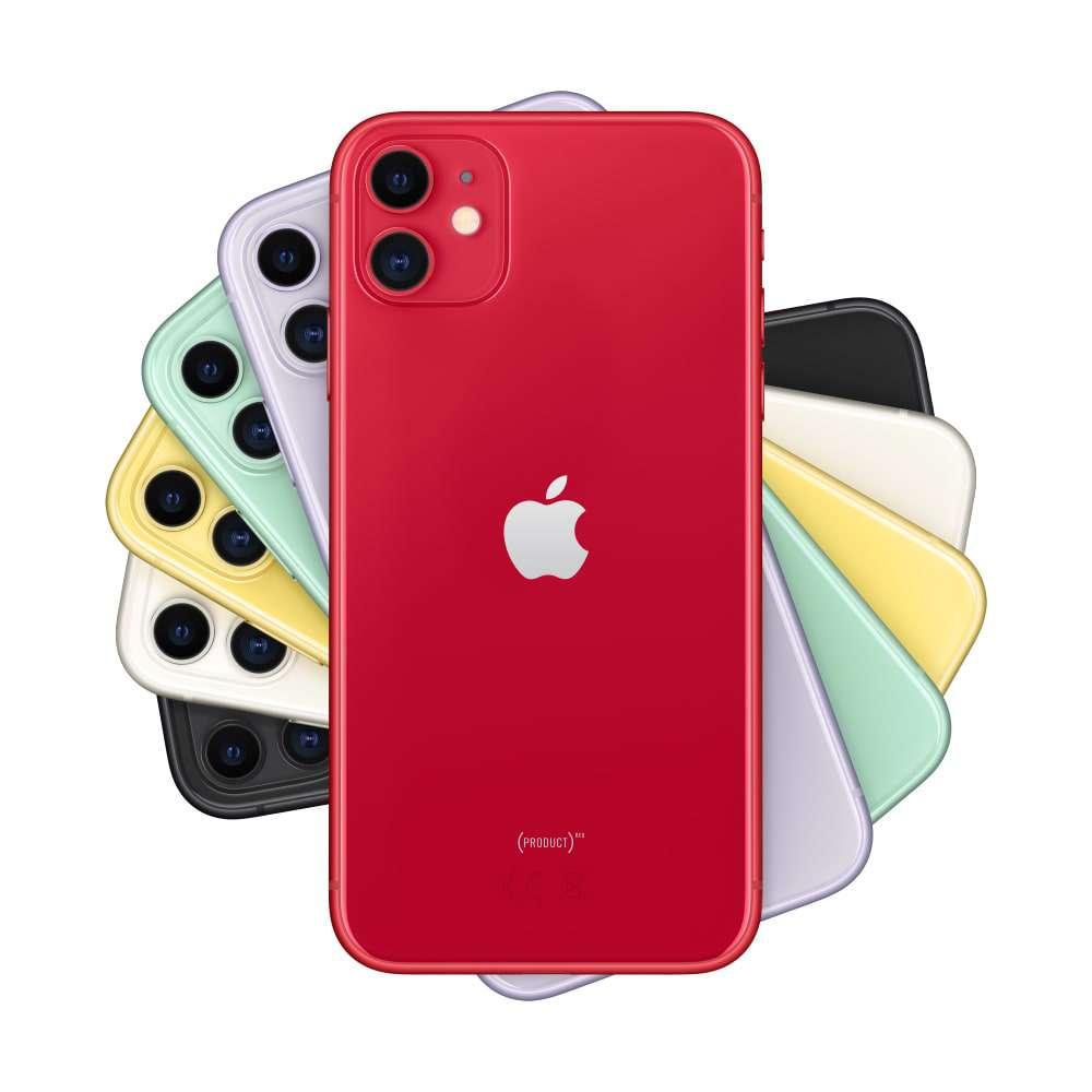 iPhone 11 64GB Kırmızı MHDD3TU/A