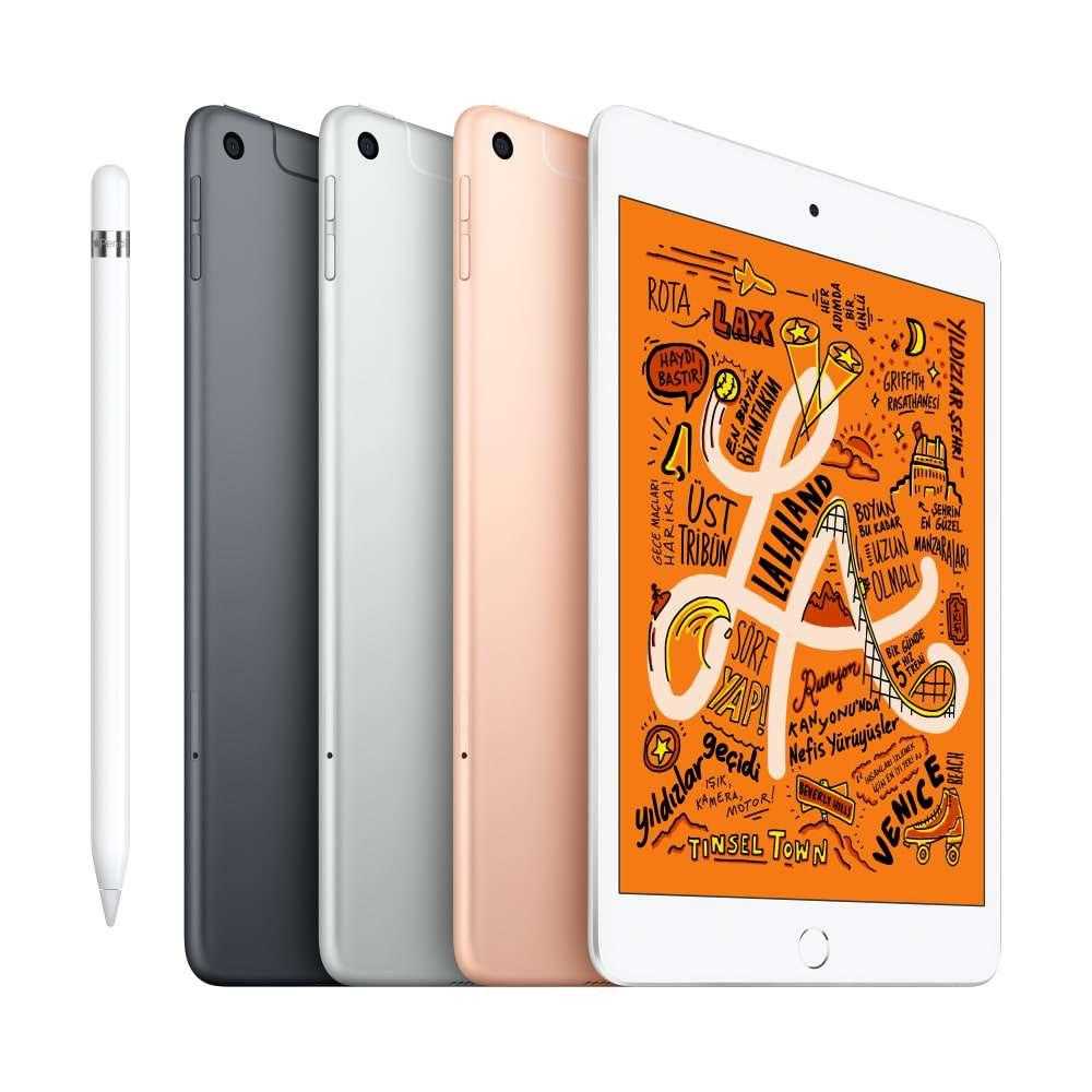 iPad mini 7.9 inç Wi-Fi + Cellular 64GB Uzay Grisi MUX52TU/A