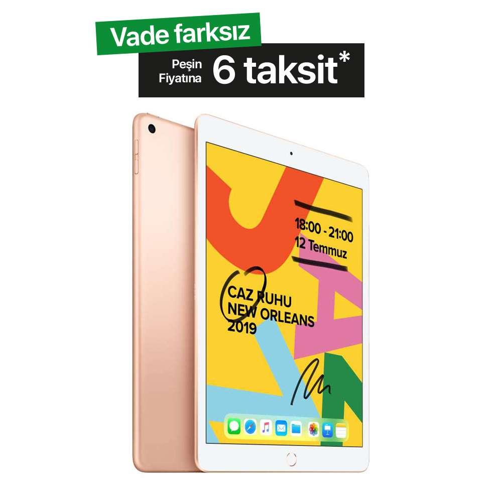 iPad 10.2 inç Wi-Fi 128GB Altın MW792TU/A