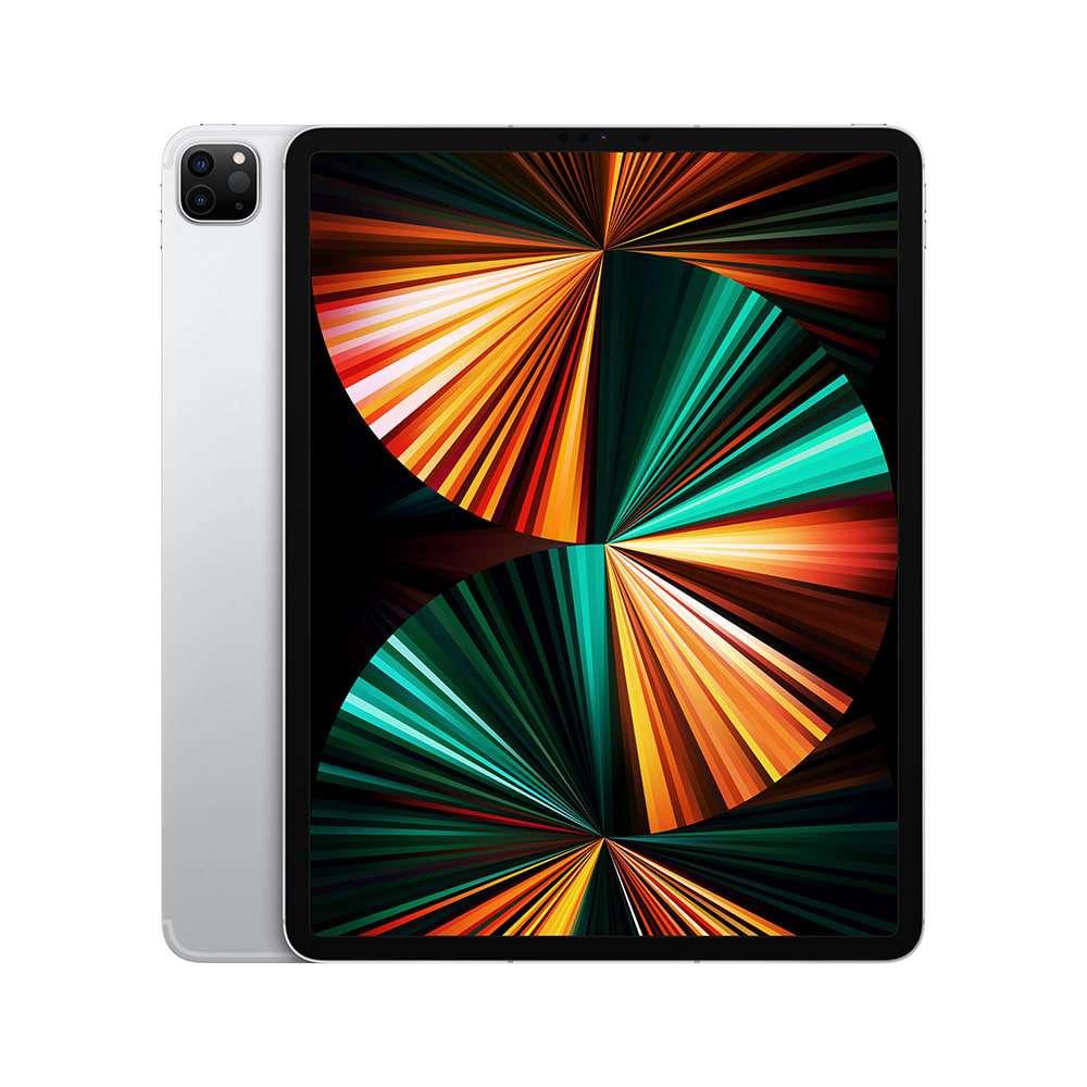 iPad Pro 12.9 inç Wi‑Fi + Cellular 1TB Gümüş MHRC3TU/A