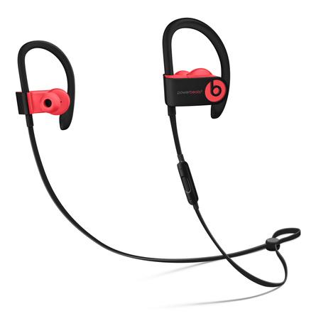 Powerbeats3 Kablosuz Kulaklık - Siren Red