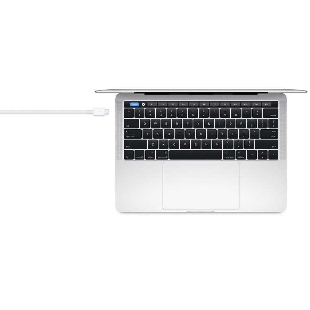 Thunderbolt 3 (USB-C) Kablo 0.8 mt. MQ4H2ZM/A
