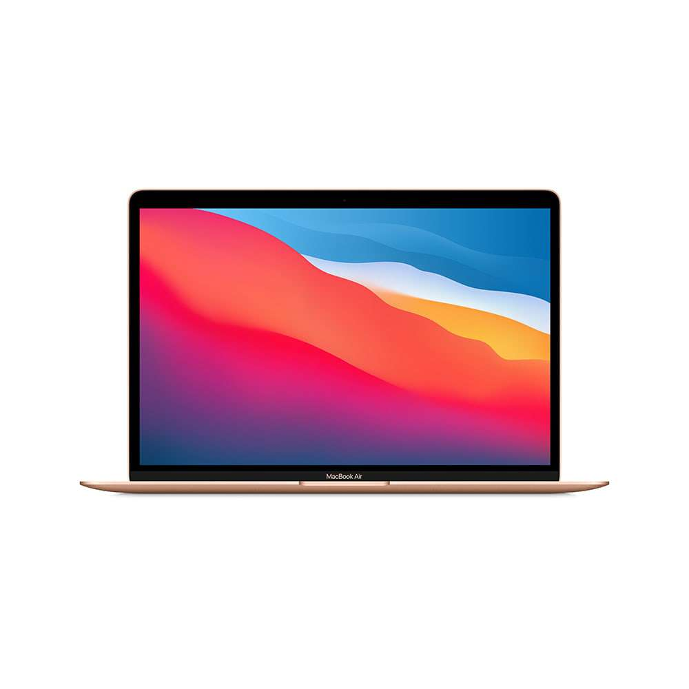 MacBook Air 13.3 inç M1 8C 8GB RAM 512GB SSD Altın MGNE3TU/A