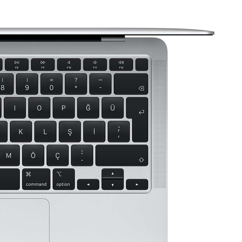 MacBook Air 13.3 inç M1 8C 8GB RAM 256GB SSD Gümüş MGN93TU/A