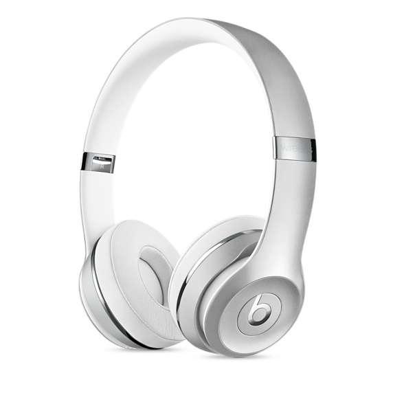 Beats Solo3 Kablosuz Kulaklık - İpeksiGümüş