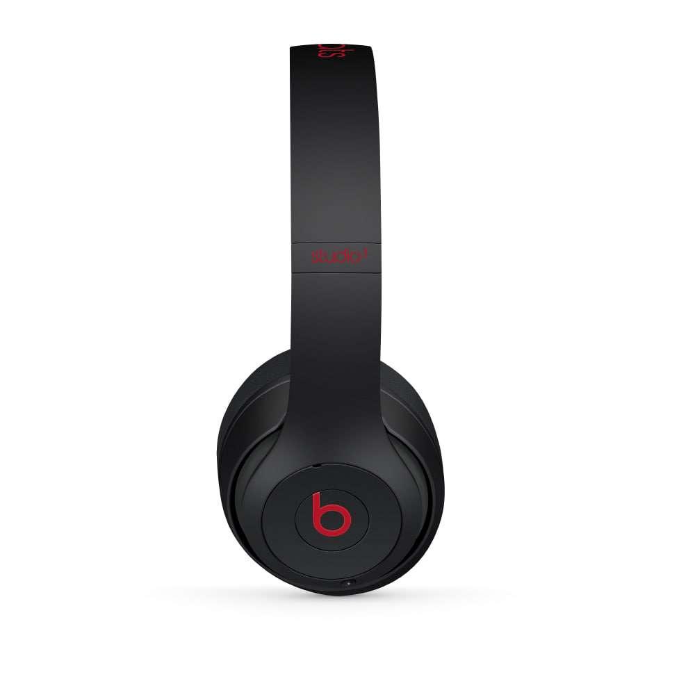 Beats Studio3 Kablosuz Kulaklık Decade Kırmızı Siyah MRQ82EE/A