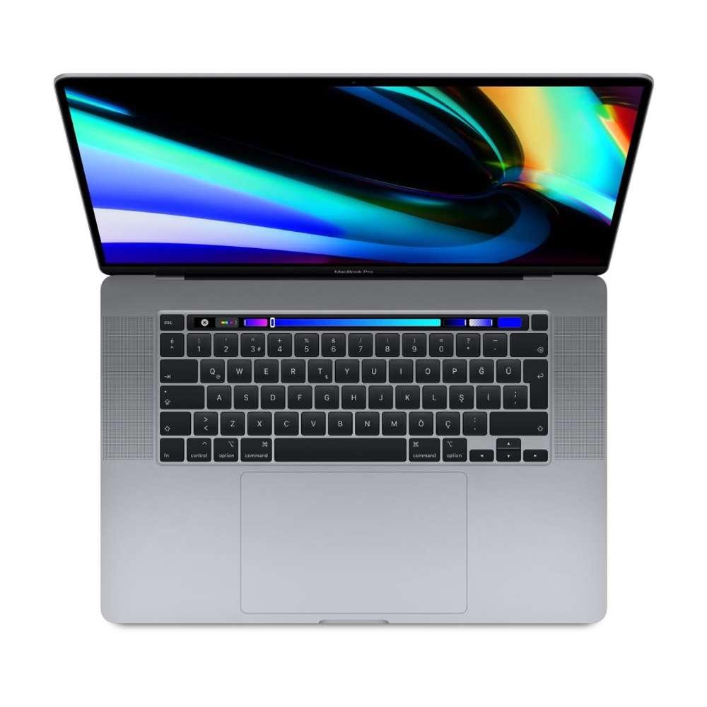MacBook Pro 16 inç Touch Bar 2.3GHz 8C i9 16GB RAM 1TB SSD Uzay Grisi MVVK2TU/A