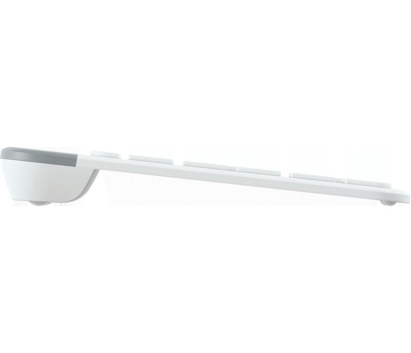 Logitech MK470 Kablosuz Klavye ve Mouse Seti Beyaz 920-009436