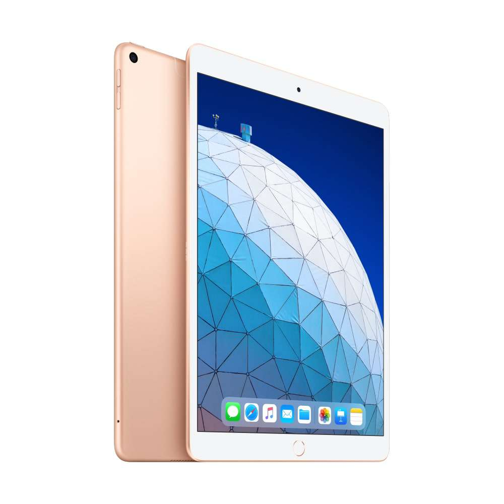 iPadAir 10.5 inç Wi-Fi + Cellular 256GB Altın MV0Q2TU/A