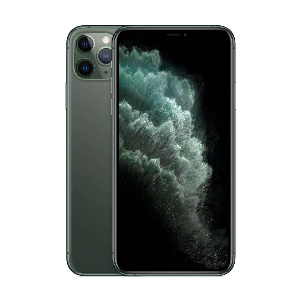 iPhone 11 Pro Max 256GB Gece Yeşili MWHM2TU/A