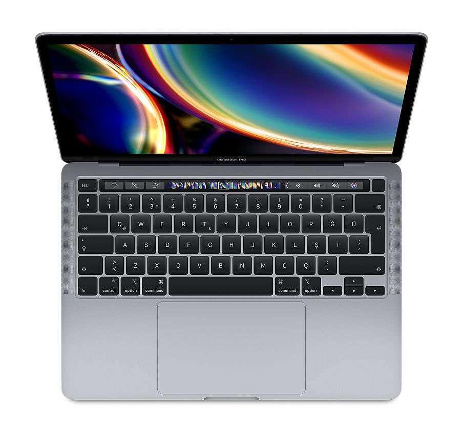 MacBook Pro 13 inç 2.3 GHz i7 32GB RAM 512GB SSD Uzay Grisi Z0Y6000MT