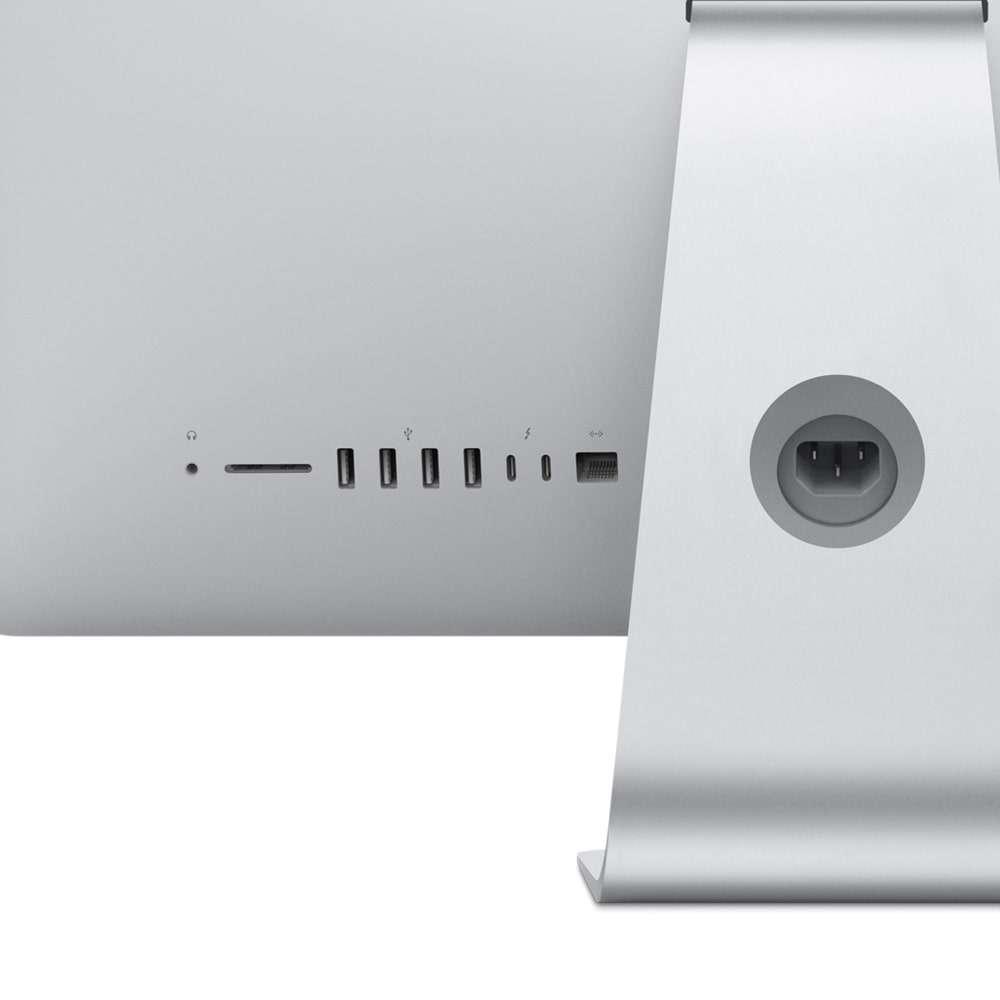 iMac 21.5 inç 4K 3.6GHz QC i3 8GB RAM 256GB SSD 2GB Radeon Pro 555X MHK23TU/A