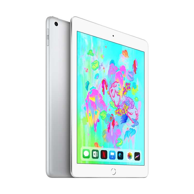 9.7-inch iPad Wi-Fi 32GB - Silver