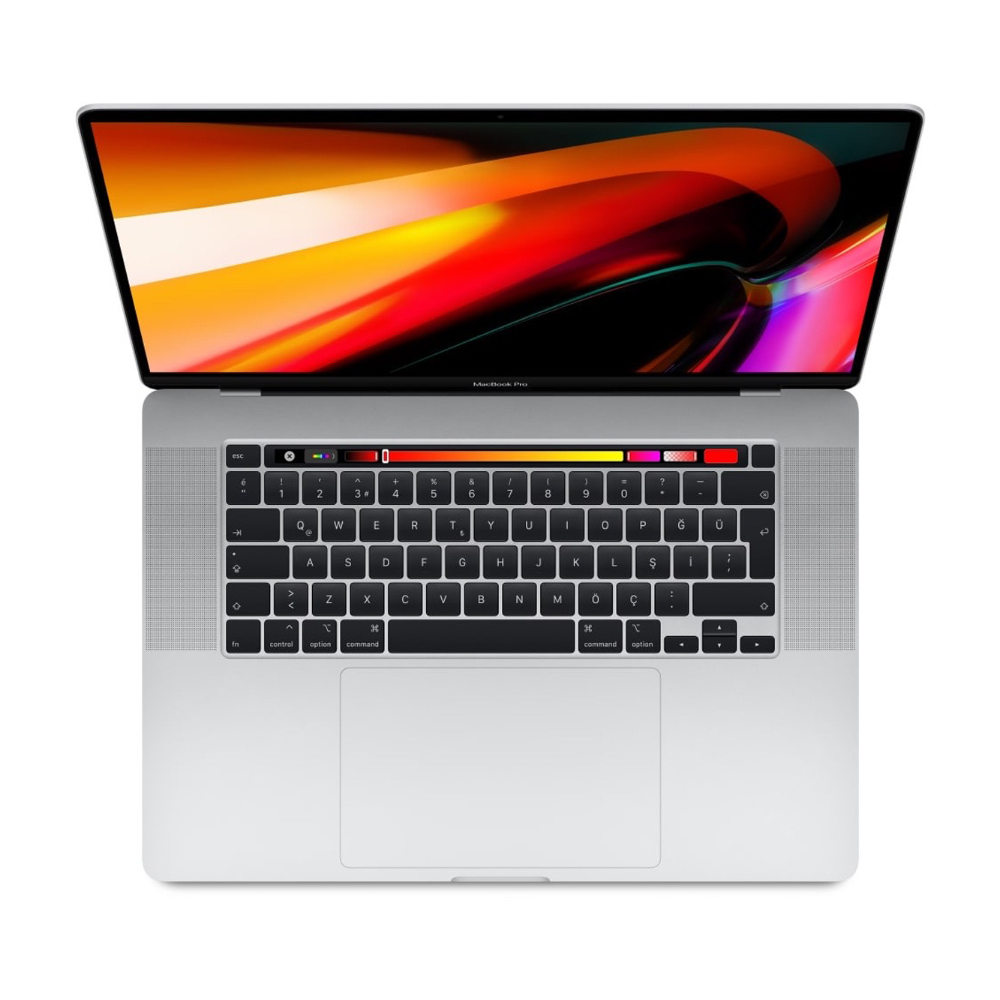 MacBook Pro 16 inç Touch Bar 2.6GHz 6C i7 16GB RAM 512GB SSD Gümüş MVVL2TU/A