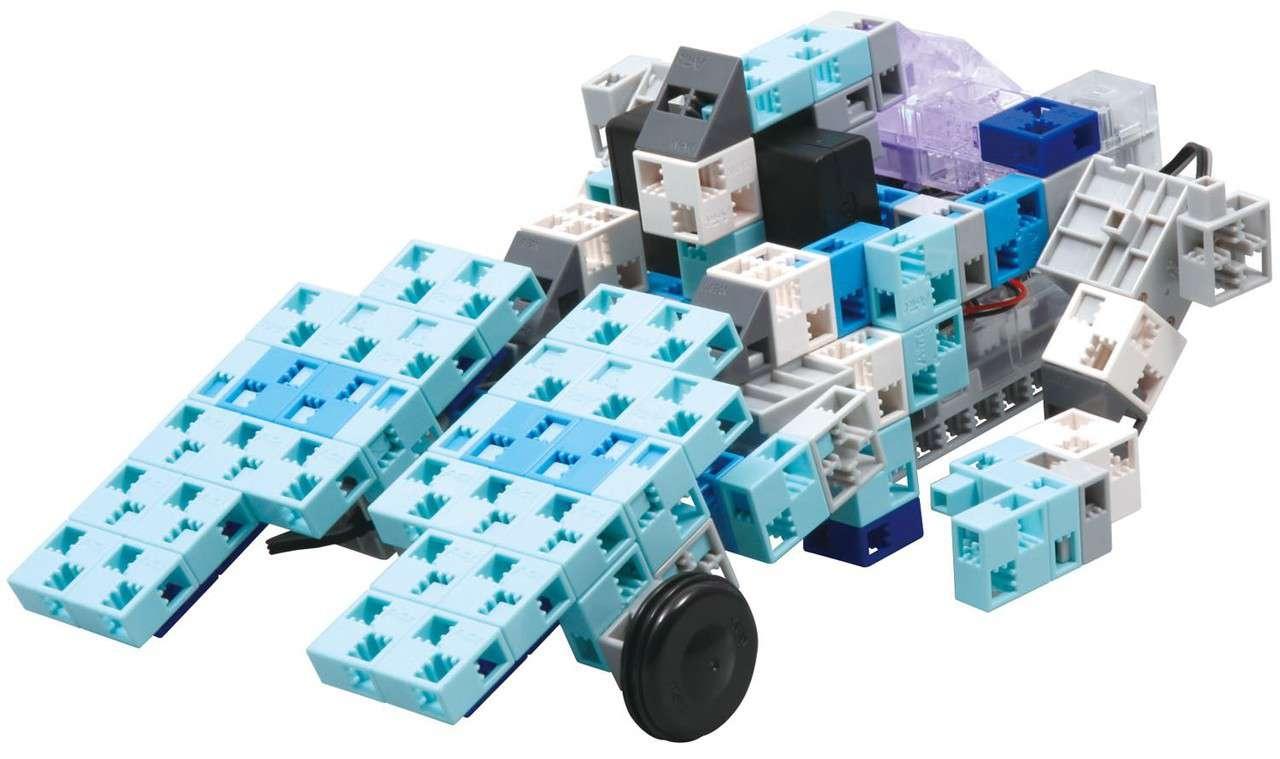 ArtecRobo Dönüşen Robot (Plastik Kutu)