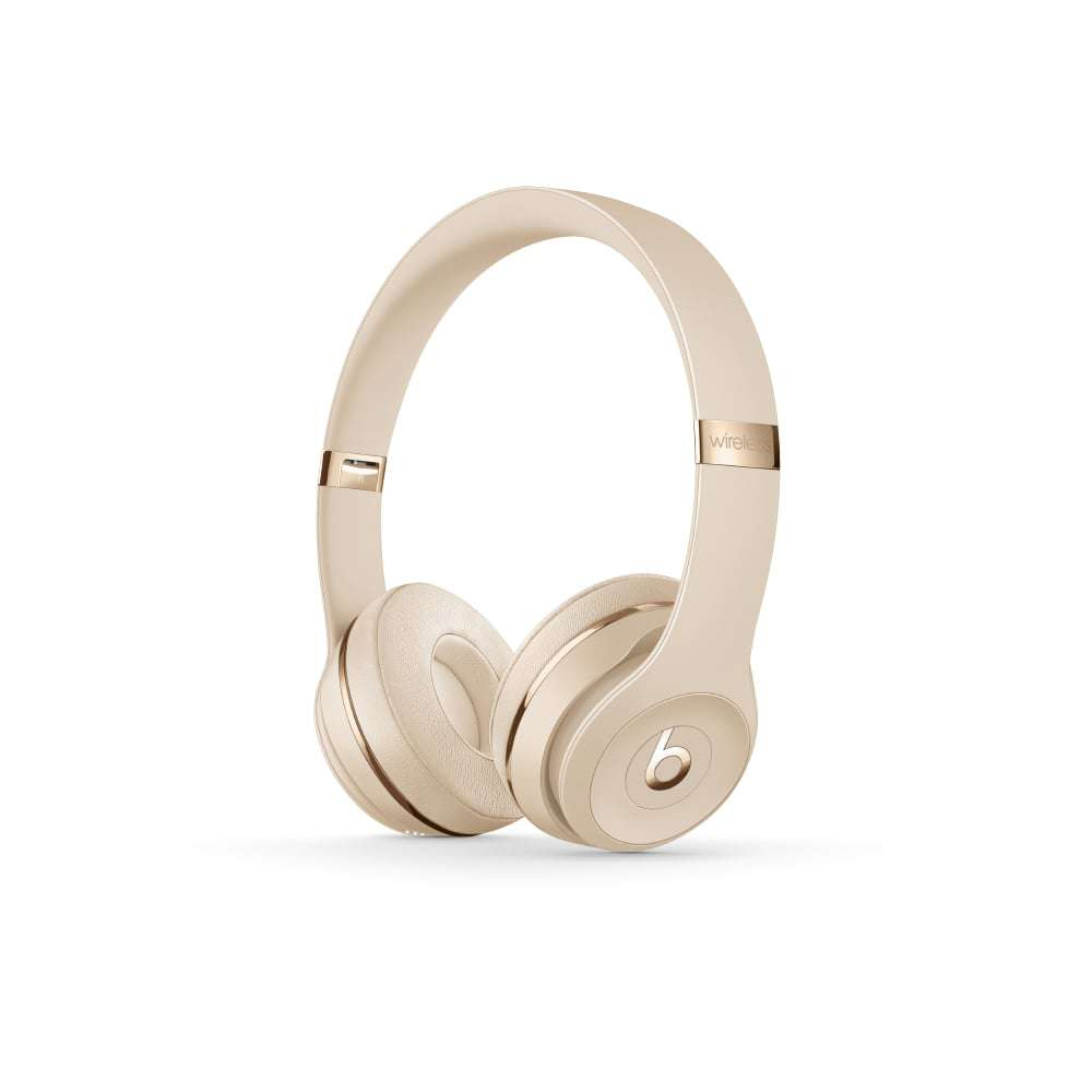 Beats Solo 3 Kablosuz Kulaklık İpeksi Altın MUH42EE/A