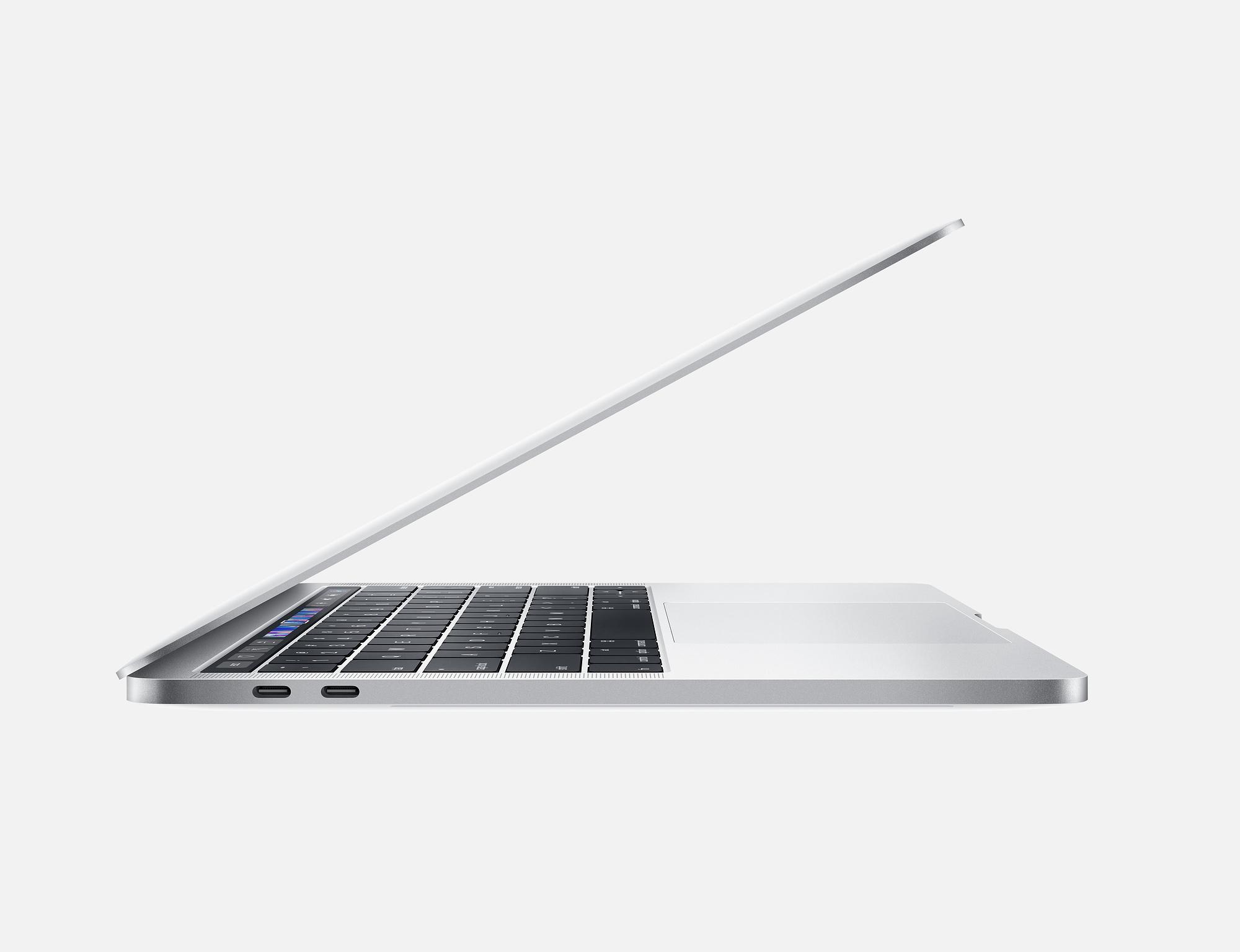 MacBook Pro 13'' TB 2.4GHz QC i5 8GB 256GB Silver