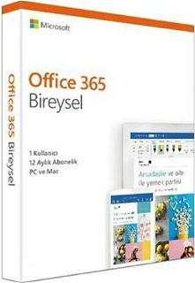 Microsoft 365 Bireysel Türkçe QQ2-01015