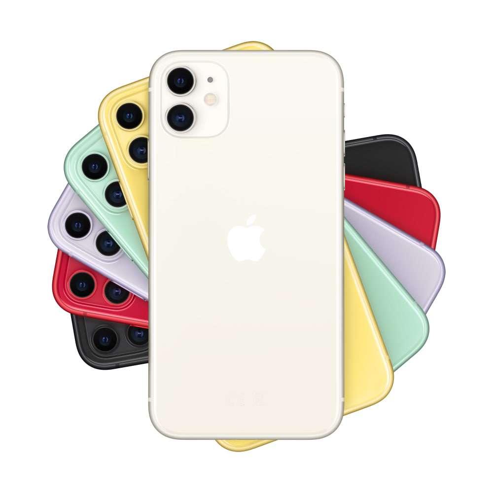 iPhone 11 64GB Beyaz MWLU2TU/A