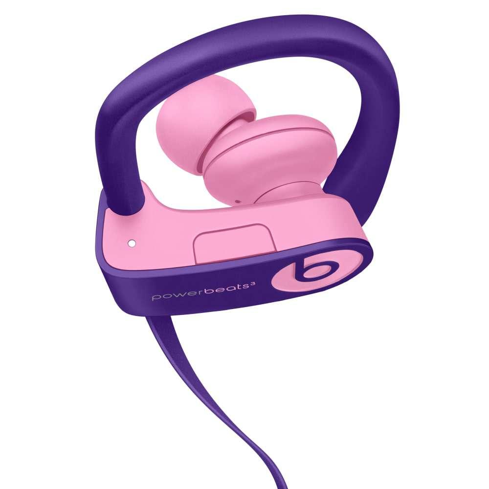 Powerbeats3 Kablosuz Kulaklık Pop Mor MREW2ZE/A