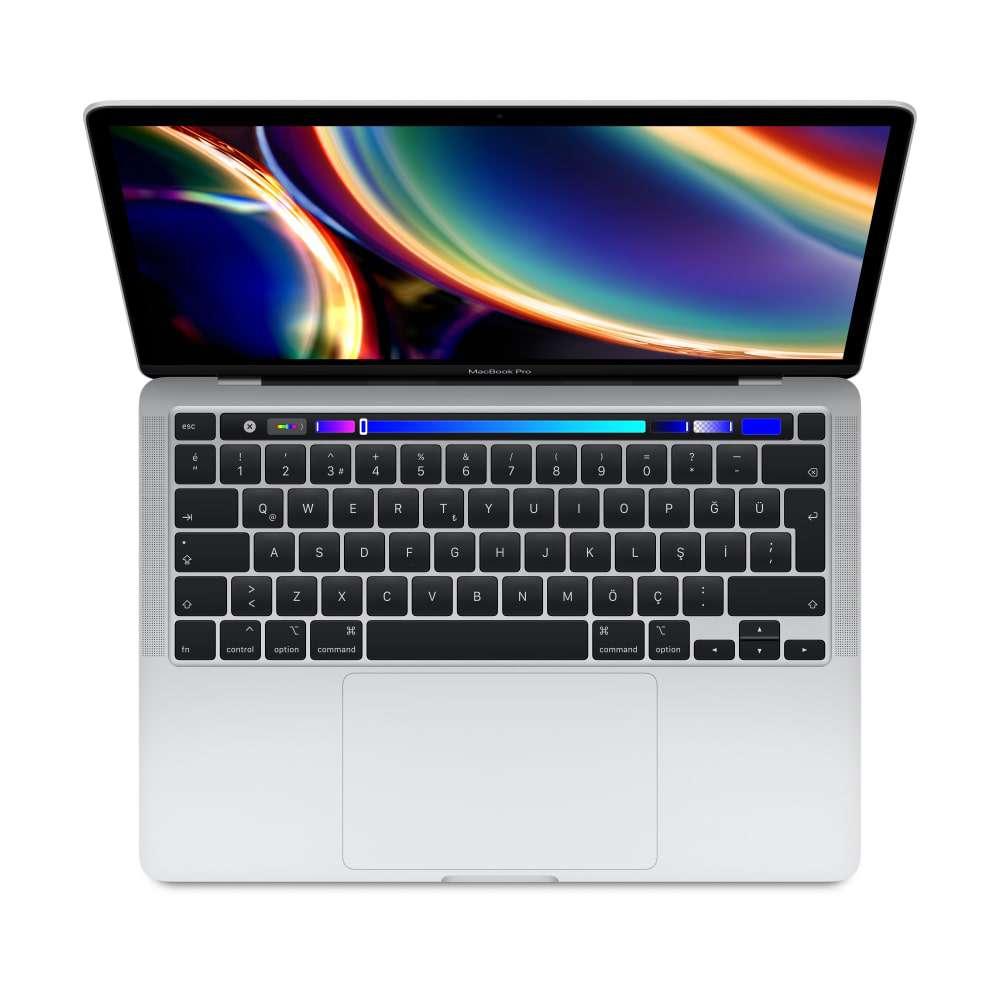 MacBook Pro 13 inç 2.3 GHz i7 32GB RAM 512GB SSD Gümüş Z0Y8000DG