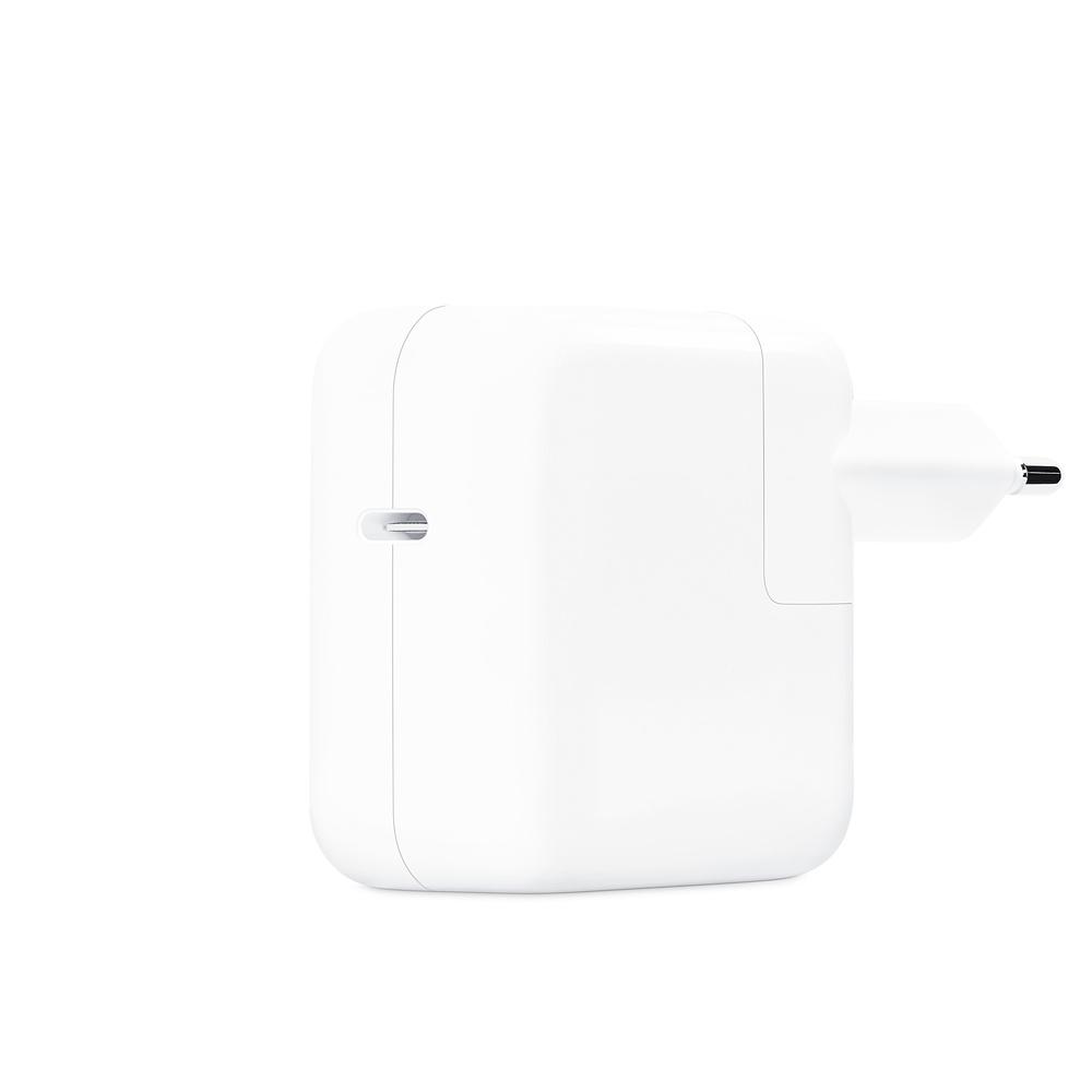 Şarj Adaptörü USB-C 30W MR2A2TU/A-MY1W2TU/A