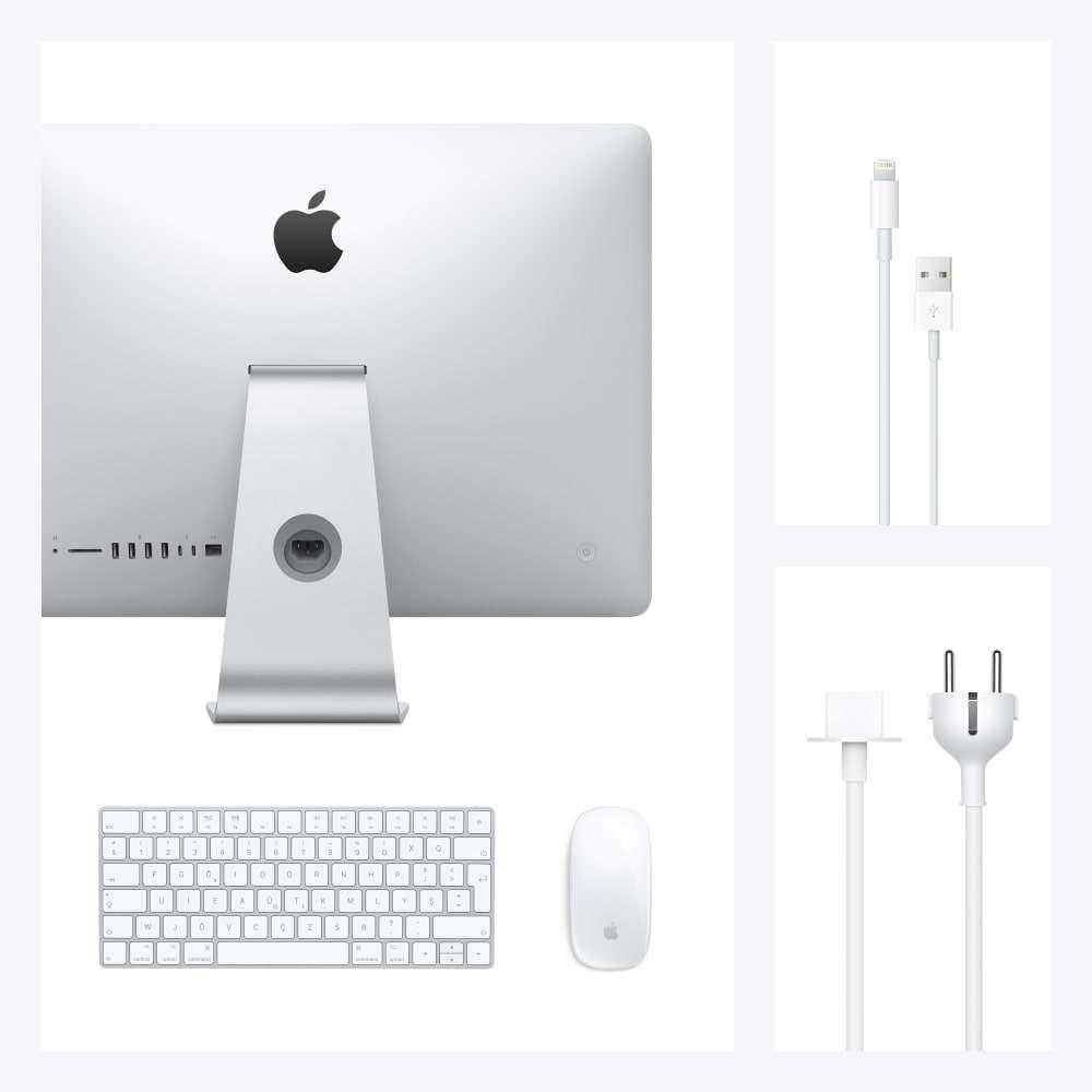 iMac 21.5 inç 4K 3.2GHz 6C i7 16GB RAM 1TB Fusion Drive 4GB Radeon Pro 560X Z148001AZ