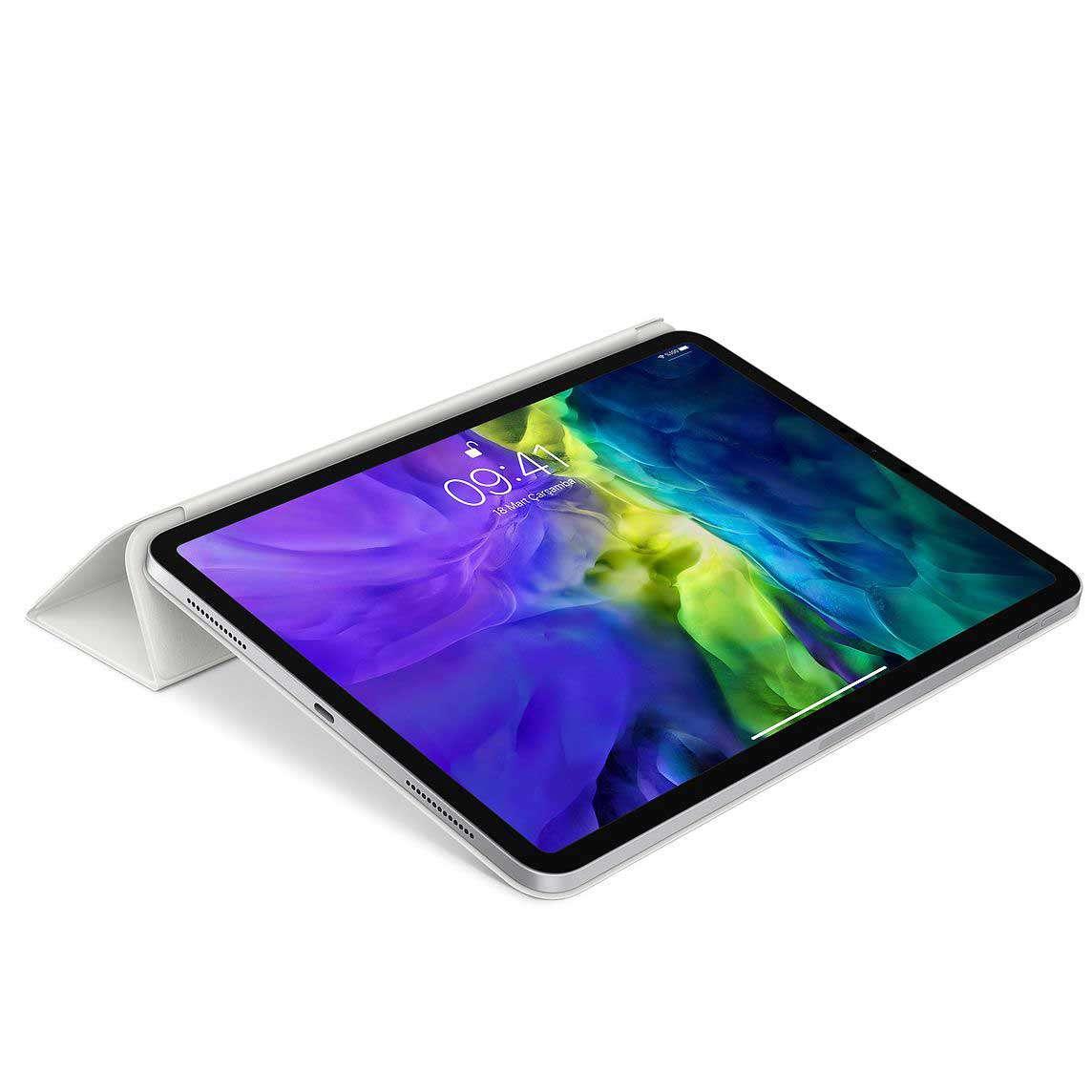 11 inç iPad Pro (2. nesil için) Smart Folio Beyaz MXT32ZM/A