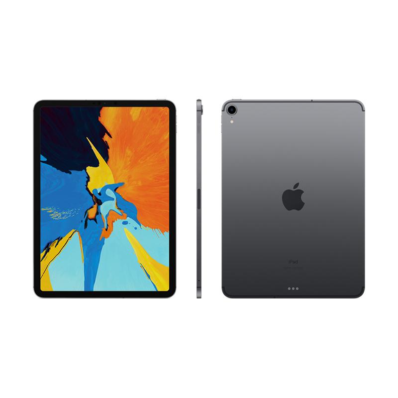 11-inch iPad Pro Wi-Fi + 4G 256GB - Space Grey
