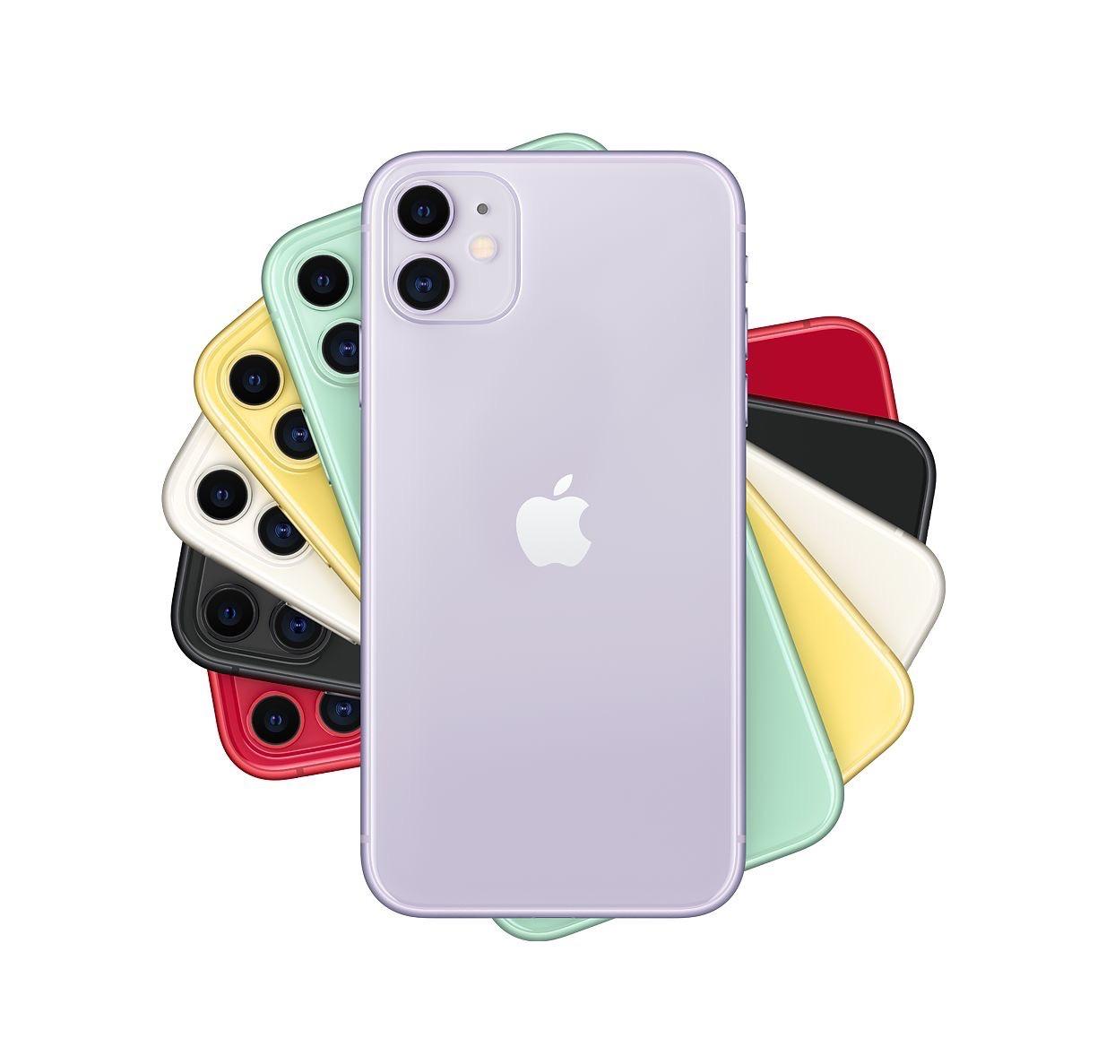 iPhone 11 Kırmızı 256GB